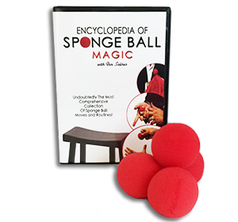 Encyclopedia of Sponge Ball Magic