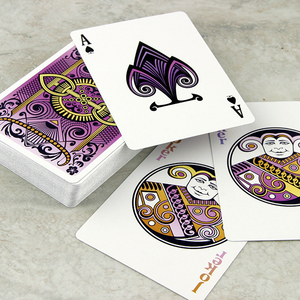 Bicycle Viola Playing Cards