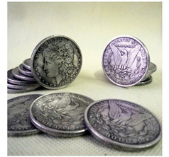 Magical Morgan Dollars