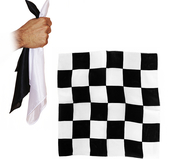 Sitta Chessboard Blendo - Black and White - 30 cm