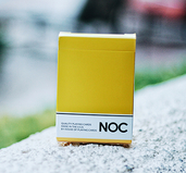 NOC Original Deck Yellow