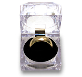 PK Ring - Gold (18mm)