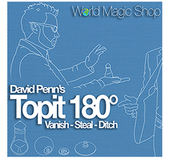 Topit 180 Right Handed by David Penn