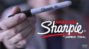 Amazing Sharpie Pen (Red) by James Paul