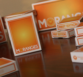 Moranges Playing Cards First Edition