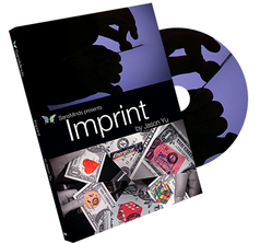 Imprint by Jason Yu and SansMinds