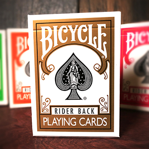 Bicycle Gold Back