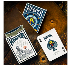 Keepers Deck by Adam Wilber