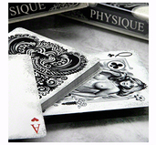Physique Playing Card