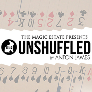 Unshuffled by Anton James