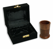 Chop Cup Wooden
