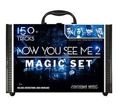 Now You See Me 2 Magic Set 150 Tricks