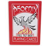 Full Tilt Phoenix Deck Red