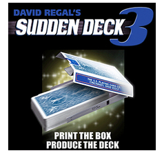 Sudden Deck 3 by David Regal