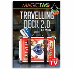 Travelling Deck 2.0 by Takel Blue