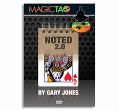 Noted 2.0 Red by Gary Jones