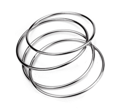 Linking Rings 4""