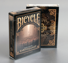"Bicycle Natural Disaster ""Earthquake"""