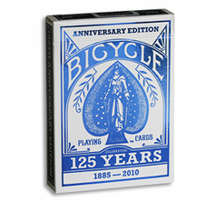 Bicycle 125 year Anniversary (Blue)