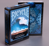 "Bicycle Natural Disaster ""Tsunami"""