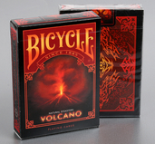 "Bicycle Natural Disaster ""Volcano"""