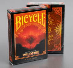 "Bicycle Natural Disaster ""Wildfire"""