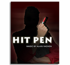 Hit Pen by Alain Vachon