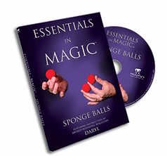 Essentials in Magic Sponge Balls