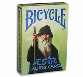 Bicycle Blue AEsir Viking Gods (Blå)