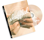 Shuffled (DVD and Gimmick) by Jos Denys