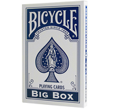 Jumbo Bicycle Cards Blå