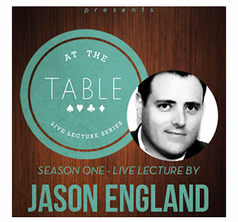 At the Table Live Lecture - Jason England - Download