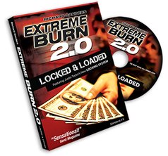 Extreme Burn 2.0 Locked & Loaded by Richard Sanders