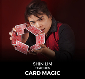 Shin Lim Teaches Card Magic (Full Project) - Download