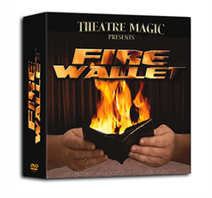 Fire Wallet 2.0 by Theatre Magic