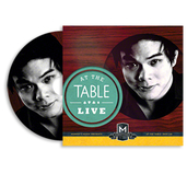 At the Table Live Lecture Shin Lim - DVD