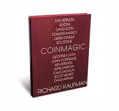 Coin Magic book Richard Kaufman
